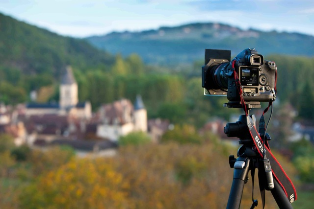 - Photography holiday Dordogne   landscape camera - Eclipse Solar – como fotografar