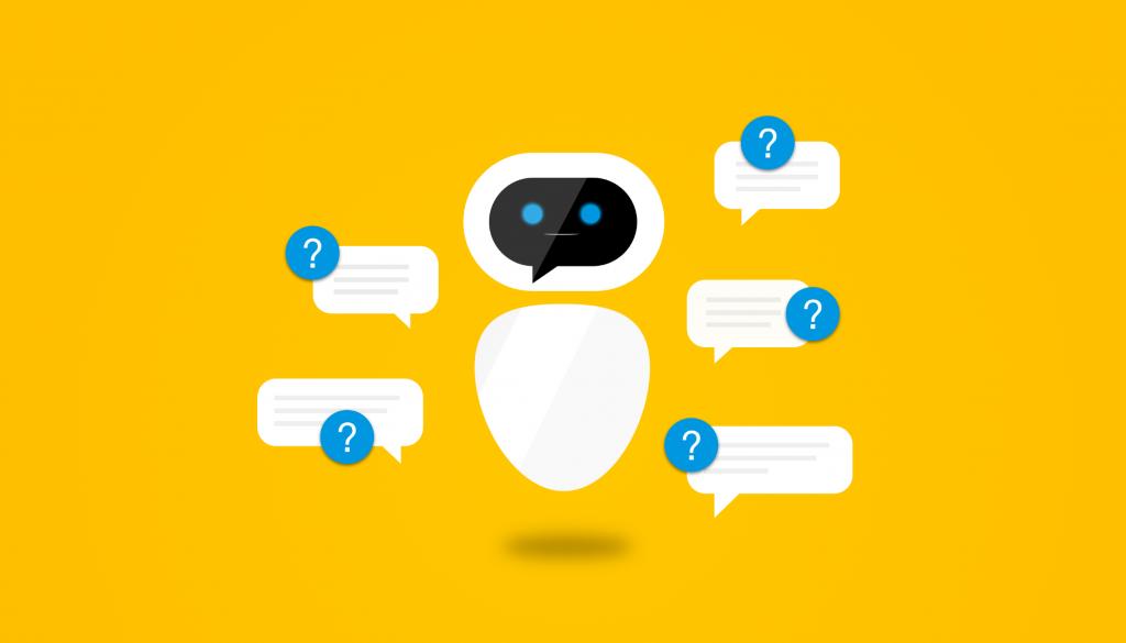 chatbots nas empresas e redes sociais AI
