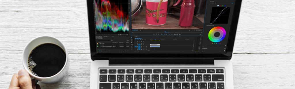 Aplicar LUTs  O que são e como usar Color LUTS | Tutorial Adobe Premiere Luts no Premiere 1 1024x311