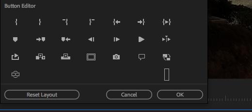 Proxie Button como usar proxies adobe premiere