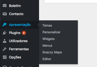 Como Instalar um Tema no WordPress 1