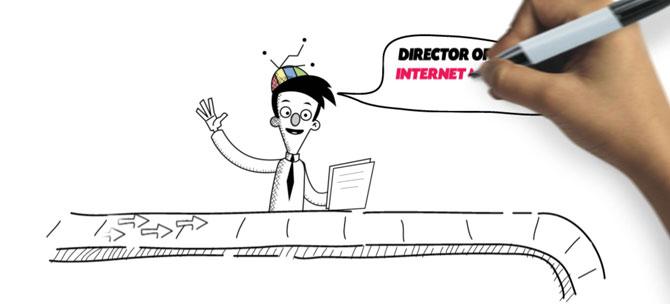 faça um guião 14 Conselhos de Produção de Vídeo para aumentar a Qualidade das Suas Produções  14 Conselhos de Produção de Vídeo para aumentar a Qualidade das Suas Produções Yum Yum Videos explainer video production company WHITEBOARD screencap