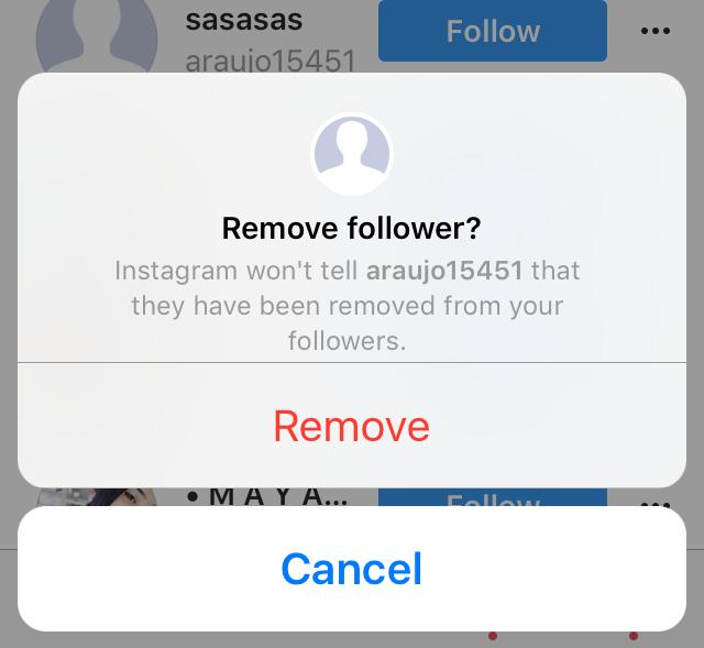 Bloquer seguidores instagram  Como remover Fake Followers do Instagram? IMG4