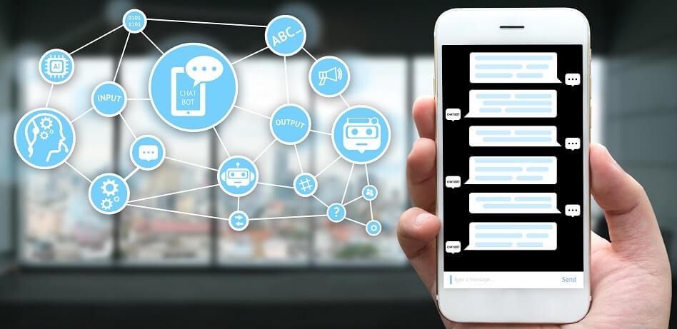 Chatbots_A separar a realidade  Chatbots no mundo de hoje, será que preciso? Chatbots Separating the hype from reality