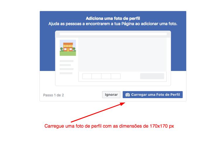 - 6 Como criar uma pa  gina no Facebook para a sua empresa - Como criar uma página no Facebook para a sua empresa