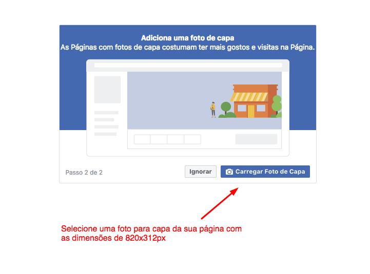 Como criar uma página no Facebook para a sua empresa 7 Como criar uma pa  gina no Facebook para a sua empresa