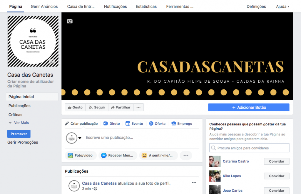 Como criar uma página no Facebook para a sua empresa 8 Como criar uma pa  gina no Facebook para a sua empresa 1024x662